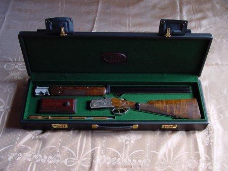 Ружье двуствольное МЦ 106