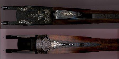 Ружье двуствольное МЦ 109