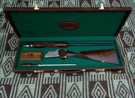 Ружье двуствольное МЦ 105