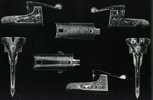 Гравировка ружей МЦ